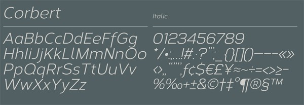 free modern font typeface family 22