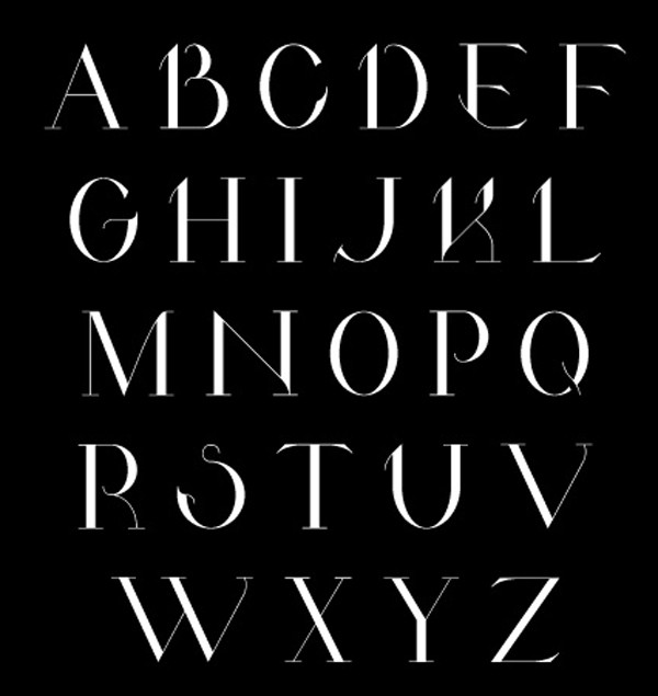 free modern font typeface family 79