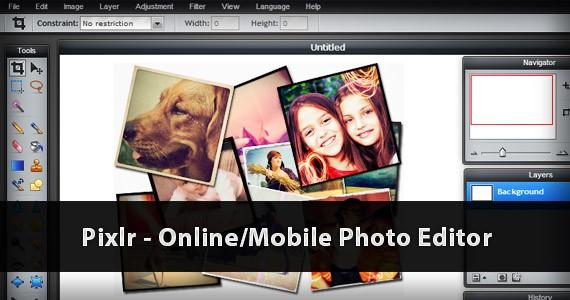 photo editor pixlr download