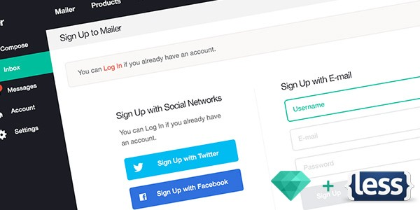 70-tutorials-2013-custom-sign-up-using-css-and-less