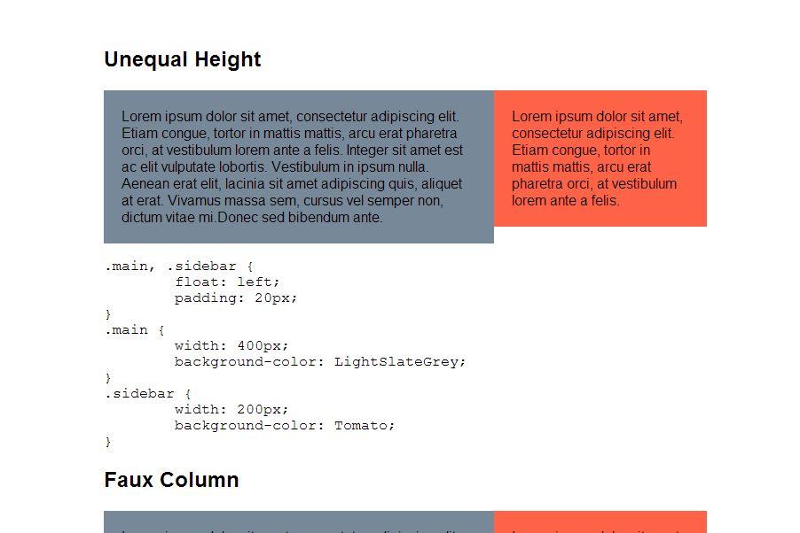 70-tutorials-2013-unequal-height