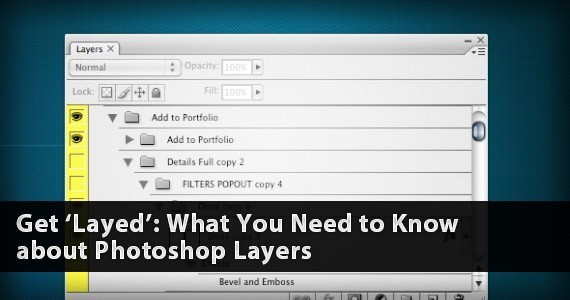 Get 'Layed': What You Need to Know about Photoshop Layers