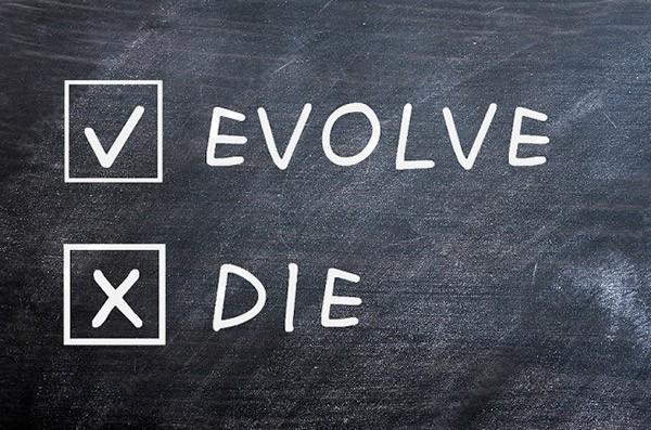 Evolve die