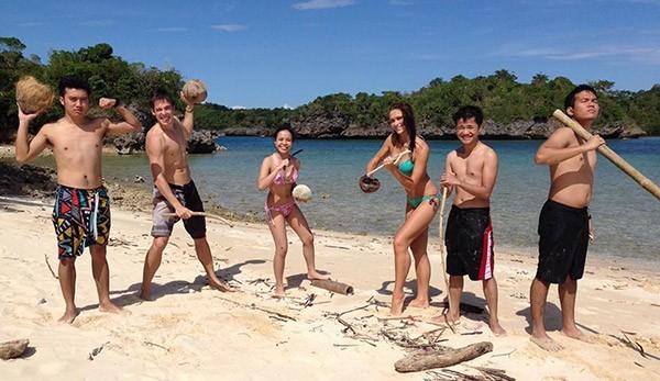 Philippines team retreat