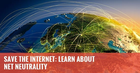 Save the Internet: Learn About Net Neutrality