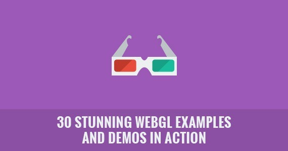 30 Stunning WebGL Examples and Demos in Action