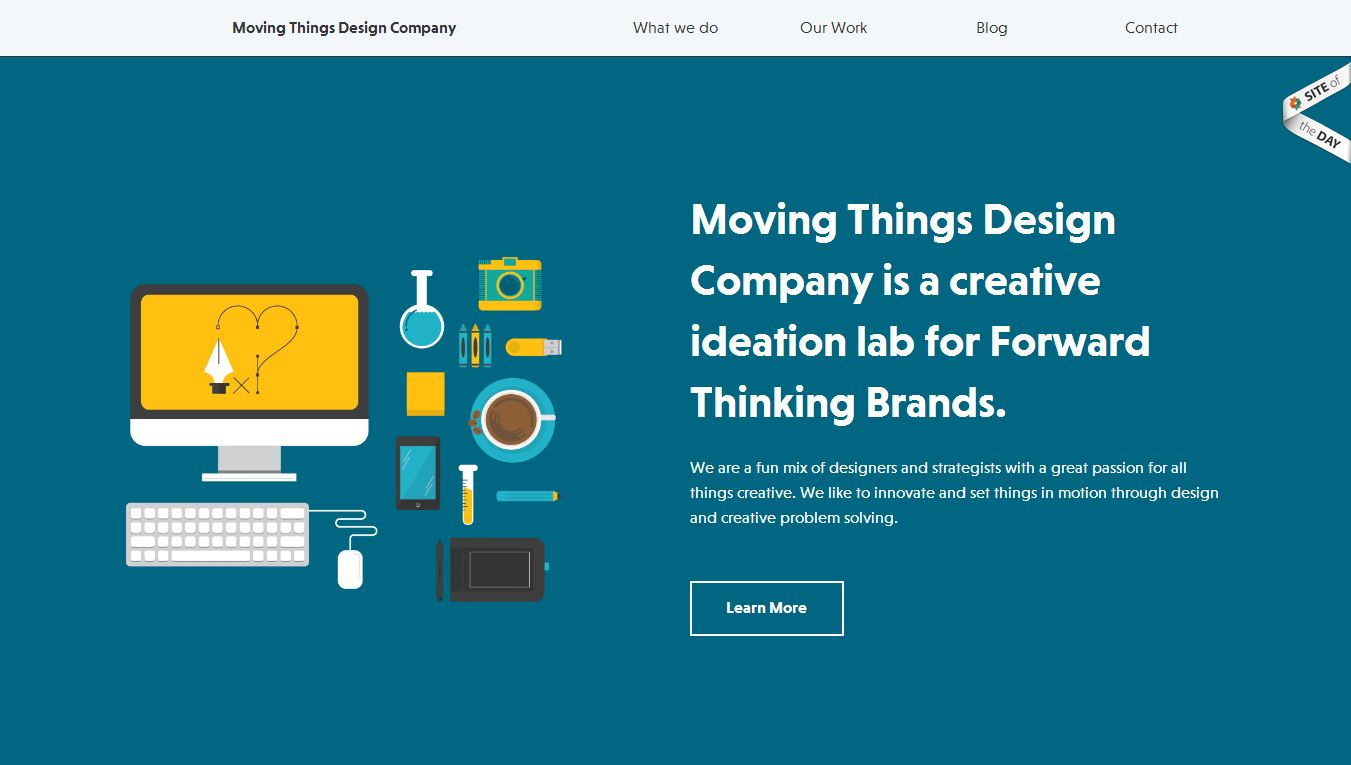 clean web design inspiration 20