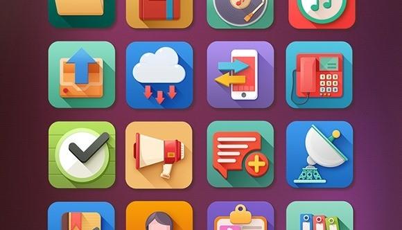 5 Oclock Shades Icons