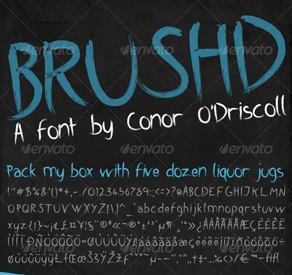 Brushd