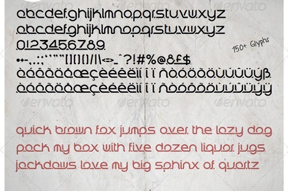 50 Professional Fonts for Every Designer