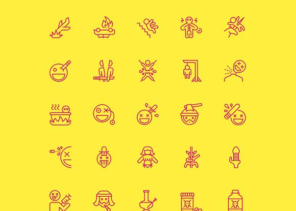 Nasty Icons