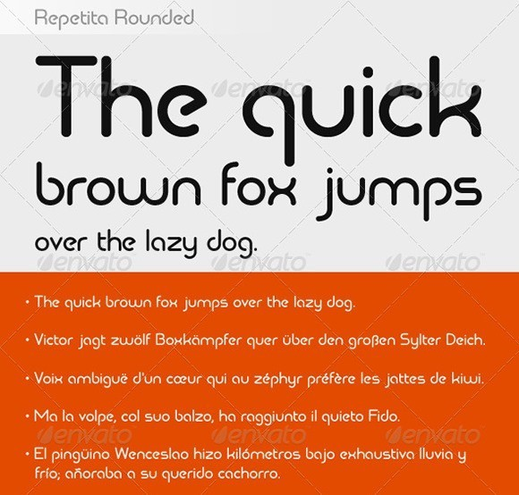 Repetita Rounded