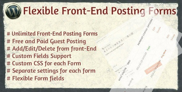 Flexible Front-End