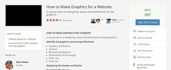 How to Make Graphics for a Website