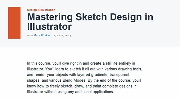 Mastering Sketch Design in Illustrator