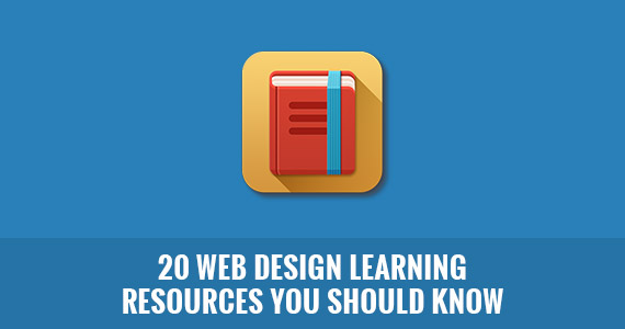 20 Web Design Learning Resources You Should Know