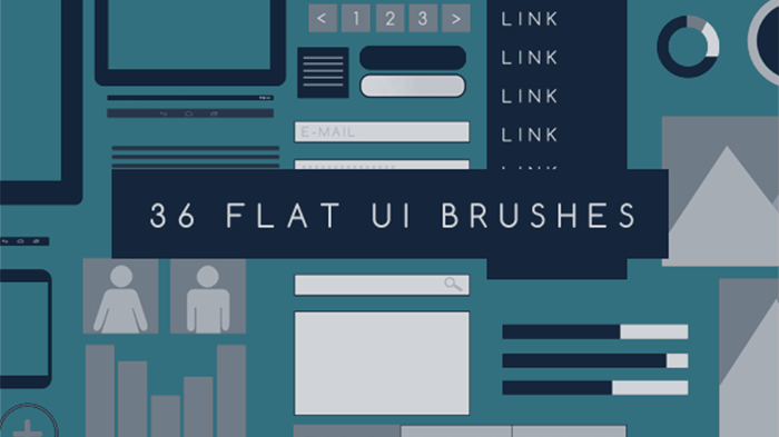 Flat UI Brushes