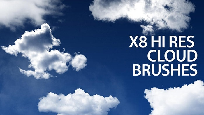 Free Cloud Brushes