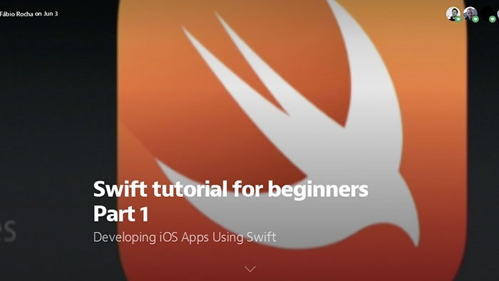 Swift tutorial for beginners