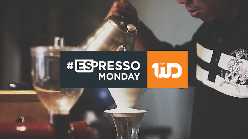 Watch the episode #1 of our Q&A show #EspressoMonday