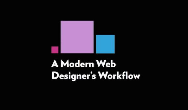 Chris Coyier Talks About a Modern Web Designer's Workflow