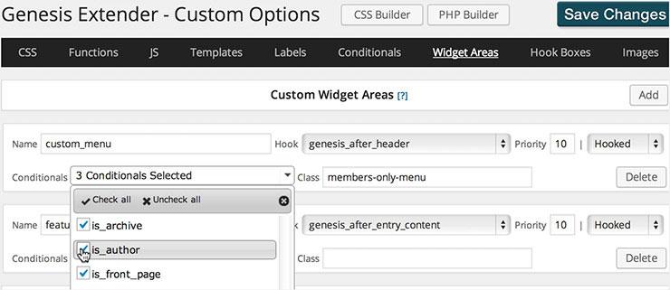 genesis-extender-plugin-php-builder-custom-options