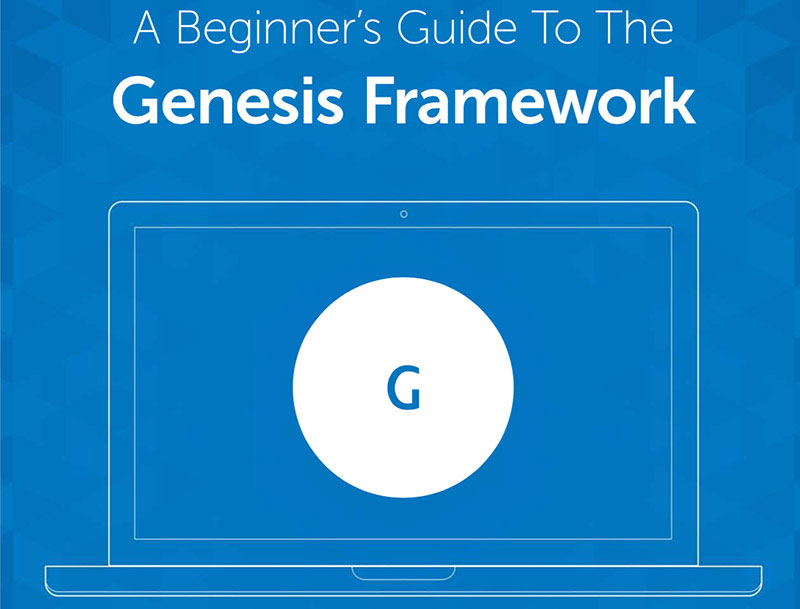In this 60-page eBook, you will learn all the basics you need to know about using Genesis.