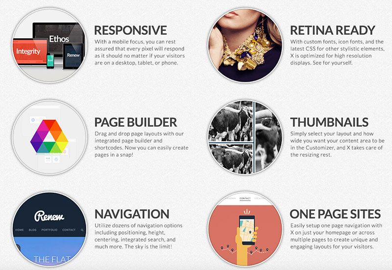x-wordpress-theme-functionality-responsive