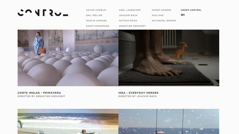 A lot of white space combined with strict grid and rectangle shaped content blocks look very balanced and trustworthy.