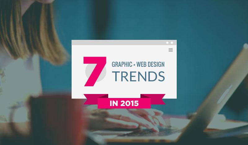 Tendencias en Diseño Web 2015
