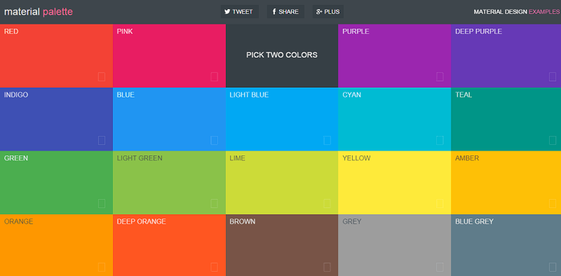 Good Color Combinations In Web Design And It 39 S Meaning