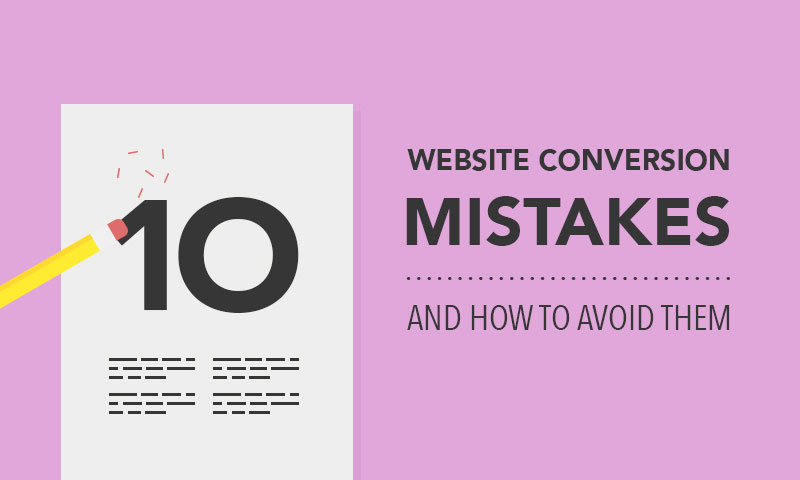 conversion mistakes header
