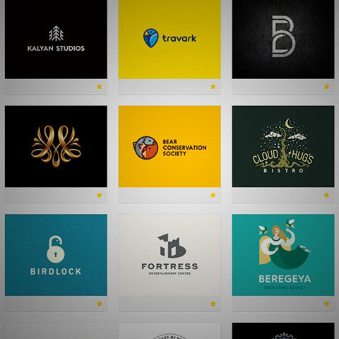 Your one stop place for logo inspiration!