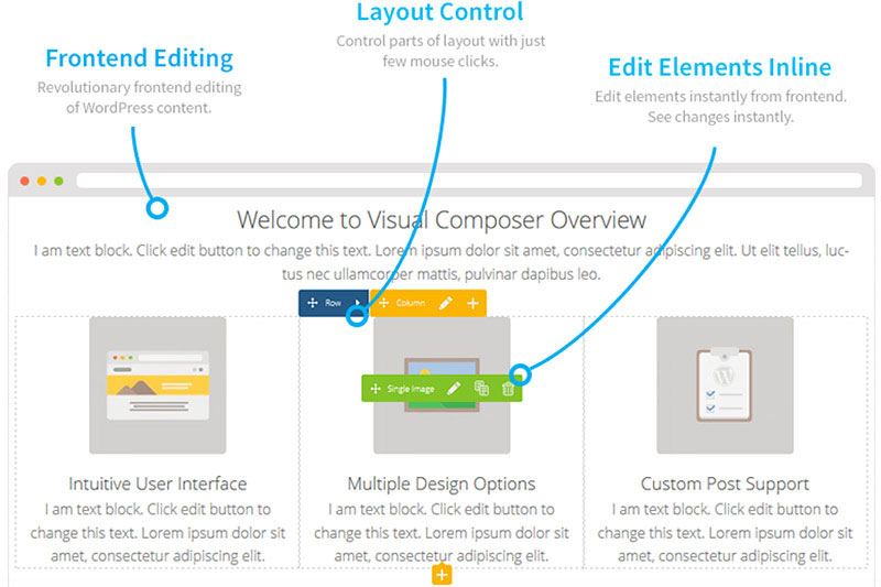 Visual Composer Page Builder Plugin