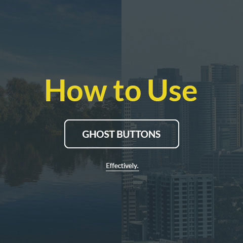 ghost buttons featured