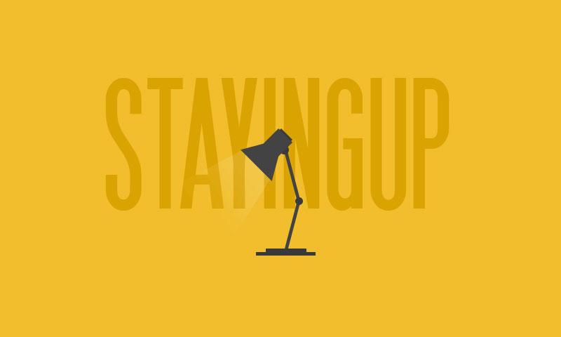 stayingup