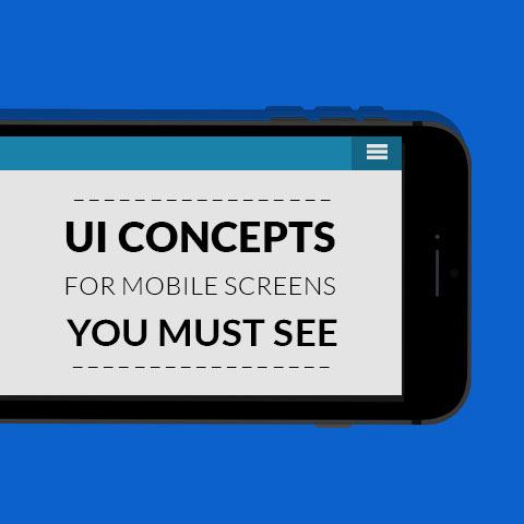 UI Concept 480