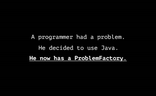 joke-java-problem