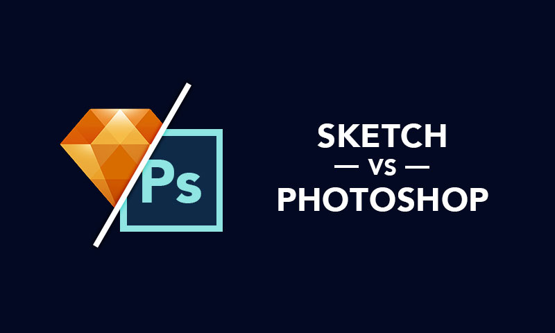 Sketch vs. Photoshop : 5 Expert Web Designers Share Their Thoughts