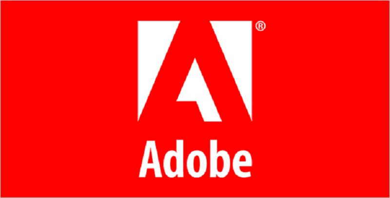 Adobe has always been strict about how its logo is used