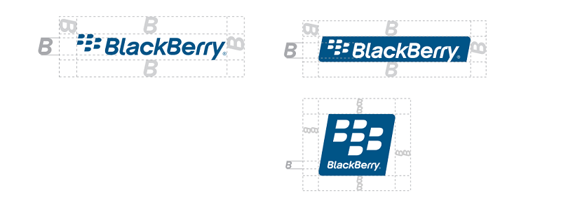 The BlackBerry logo remains one of the most outstanding logos of all time