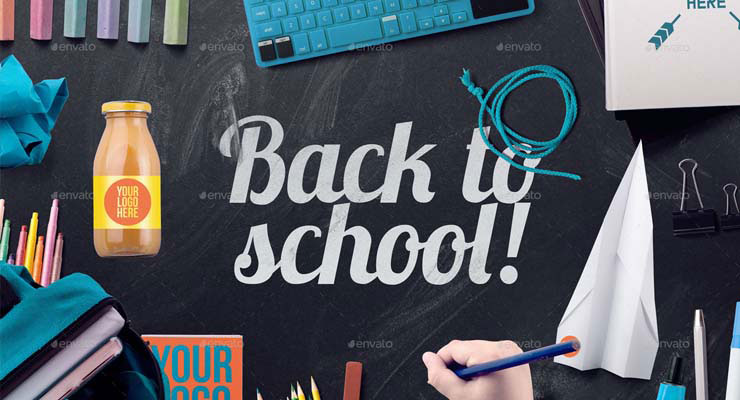 Back To School Hero Image Scene Generator