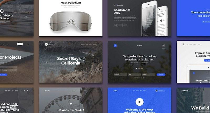 Baikal Startup UI Kit
