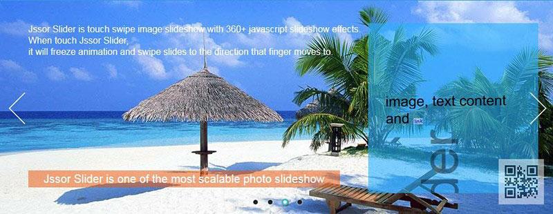 Jssor Image slider