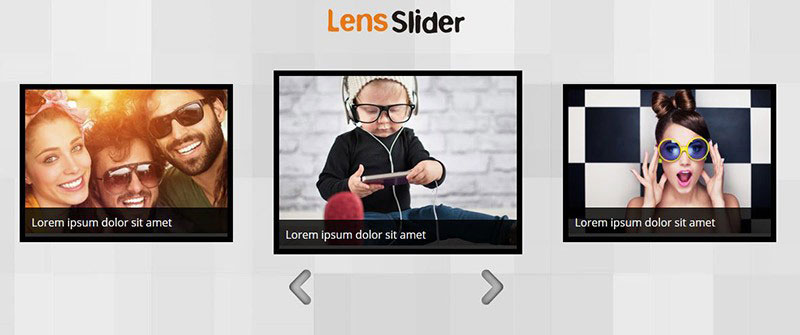 Lens-Jquery-Slider