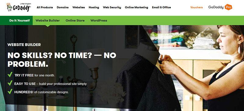 godaddy-website-builder
