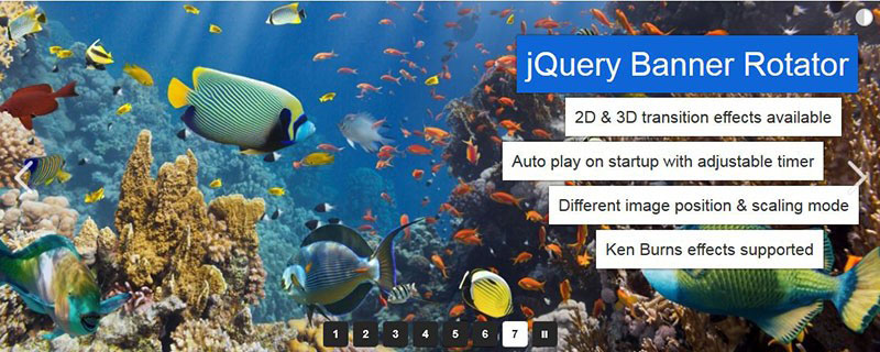 jQuery-Banner-Rotator