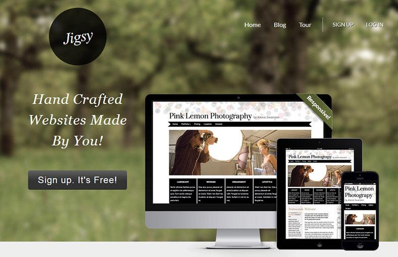 jigsy-website-builder