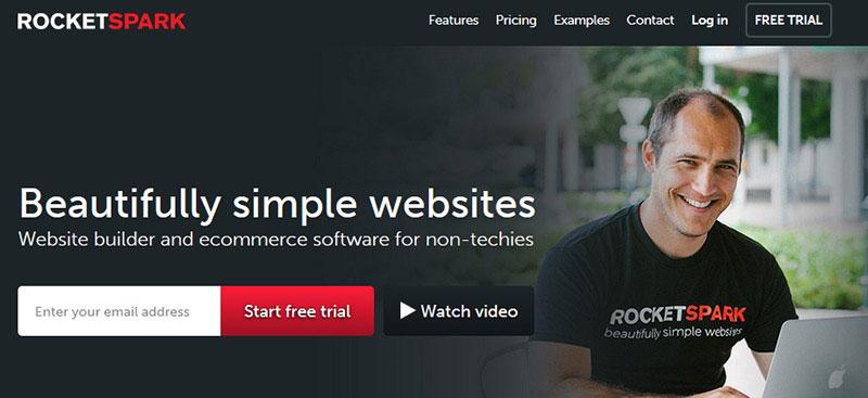 rocketspark-website-builder