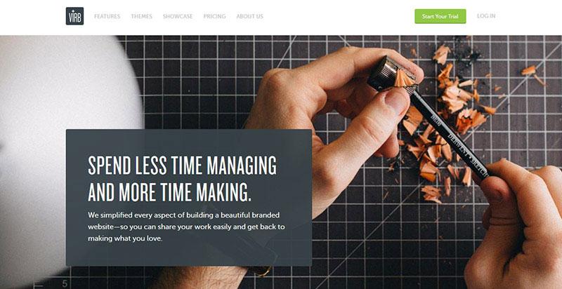 virb-website-builder